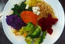 Meals / All meals are prepared in accordance with the ayahuasca diet and are healthy without sacrificing flavor.