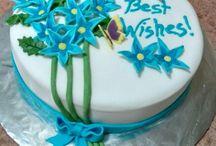 My cake designs