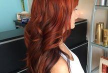 Jesień we włosach / Najtrwalsze i najbardziej błyszczące odcienie miedzi, czerwieni i rudości od JOICO - w sam raz na jesień. Przekonaj się, jak piękne mogą być odważne kolory na włosach z koloryzacją JOICO K-PAK Color System :)