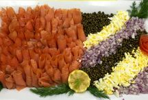 Normandy Appetizers / Appetizers available from Normandy Catering...