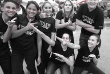 Atitude Jovem / Grupo de teatro