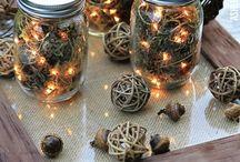 Weihnachtsbeleuchtung kabellos