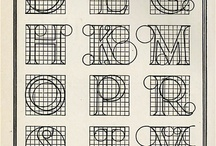 Lettering/Fonts / by Lynn Huffman