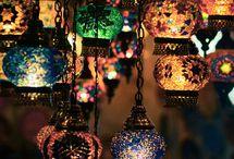 Lights, lamps n sparkle / Lights lights lights