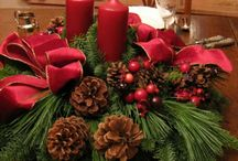 kerststukjes stukjes