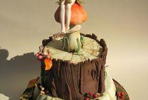 Fairy / Angel Cakes