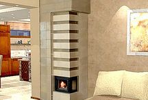 HOUSE: Fire places