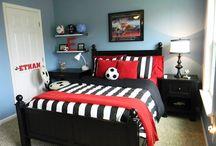 Sheldon bedroom