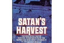 Books written by Mark Merenda / Mark Merenda previously worked as a newspaper reporter (thus the book Satan's Harvest). He has also written a book on marketing for attorneys, lawyers and law firms. And he is the author of two books of poetry. / by Mark Merenda