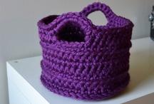 Artes manuais / Crochê, tricot e costura