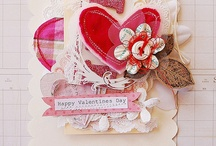 Valentine crafts/cards
