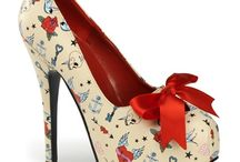 Shoes I Would Wear If I Could / by Carri Kjar