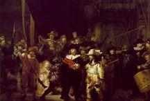 Noord-Nederlandse barok schilderkunst / de classicistische/barok schilderkunst in de noordelijke Nederlanden.