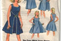 Sewing Patterns and Instructions / by Margaret Wages
