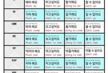 korean opettelu