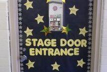 Door decorations / Star themed