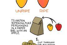Seasonal fruit & veg