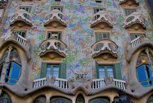 Gaudi's works