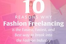 Fashion Freelance Business / by Karen at Fashion Step-by-Step
