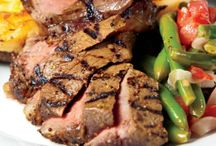 Steaks/beef dishes
