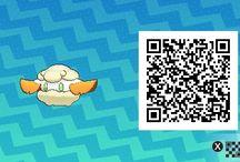 QR Códigos de Pokemon