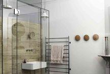 BINNEN badkamer