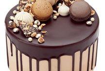 layer cake et cupcake