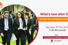 NCU Info-sessions