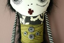 Dolls / by Ginger Bakos