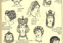 the mode in hats and headdresses