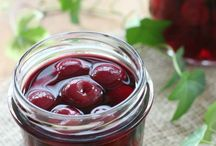 Marmellate e frutta sciroppata