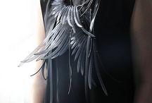 Украшения из ювелирной сетки by Popova / Mesh jewelry, rubber neacklace.  design byPopova