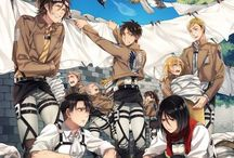 Attack on Titan --AOT--