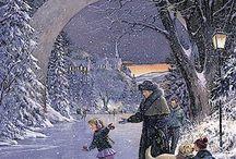 Afbeeldingen kerst