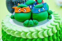Party-Ninja Turtle