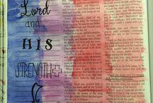 1 Chronicles Bible Journaling