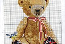 Cross stitch - for Children