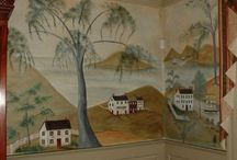 For the Home-Murals / by Marcia Zandstra