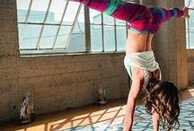 yoga / by Jenny Manker