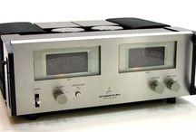 Vintage high end amps