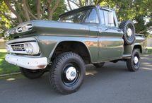Stock Chevys 4x4