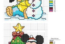 Cross stitch ideas that I love
