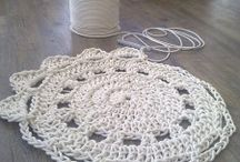 crocheting up a storm / by Tori