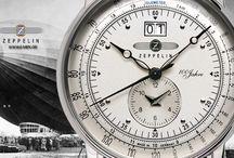 Zeppelin Watches / Η γοητεία ενός Zeppelin στο χέρι σου…