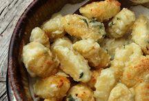 Food- Pastas and Grains