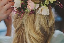 Best in Bridal / Wedding Hair Inspiration: For the Bride's to Be! / by Hair2wear
