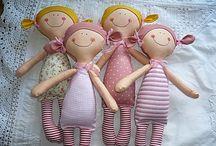 Примитивные куклы