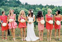 - Bridesmaids -