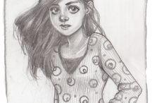 sketch / disegni a matita