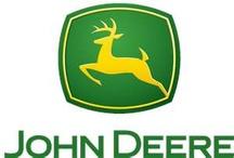 John Deere Green  / by Bethany Bowers